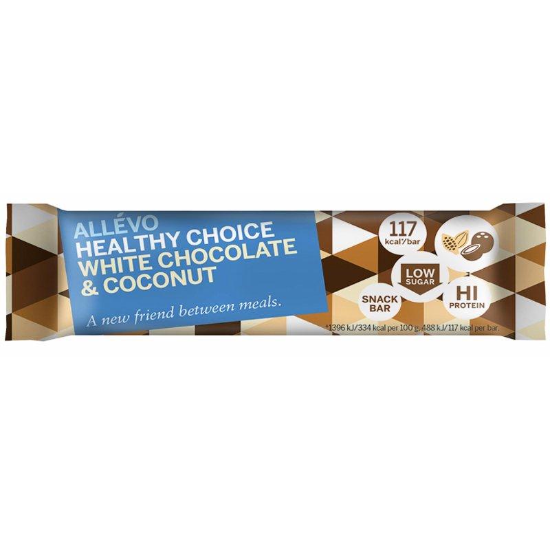Proteinbar White Chocolate & Coconut - 33% rabatt