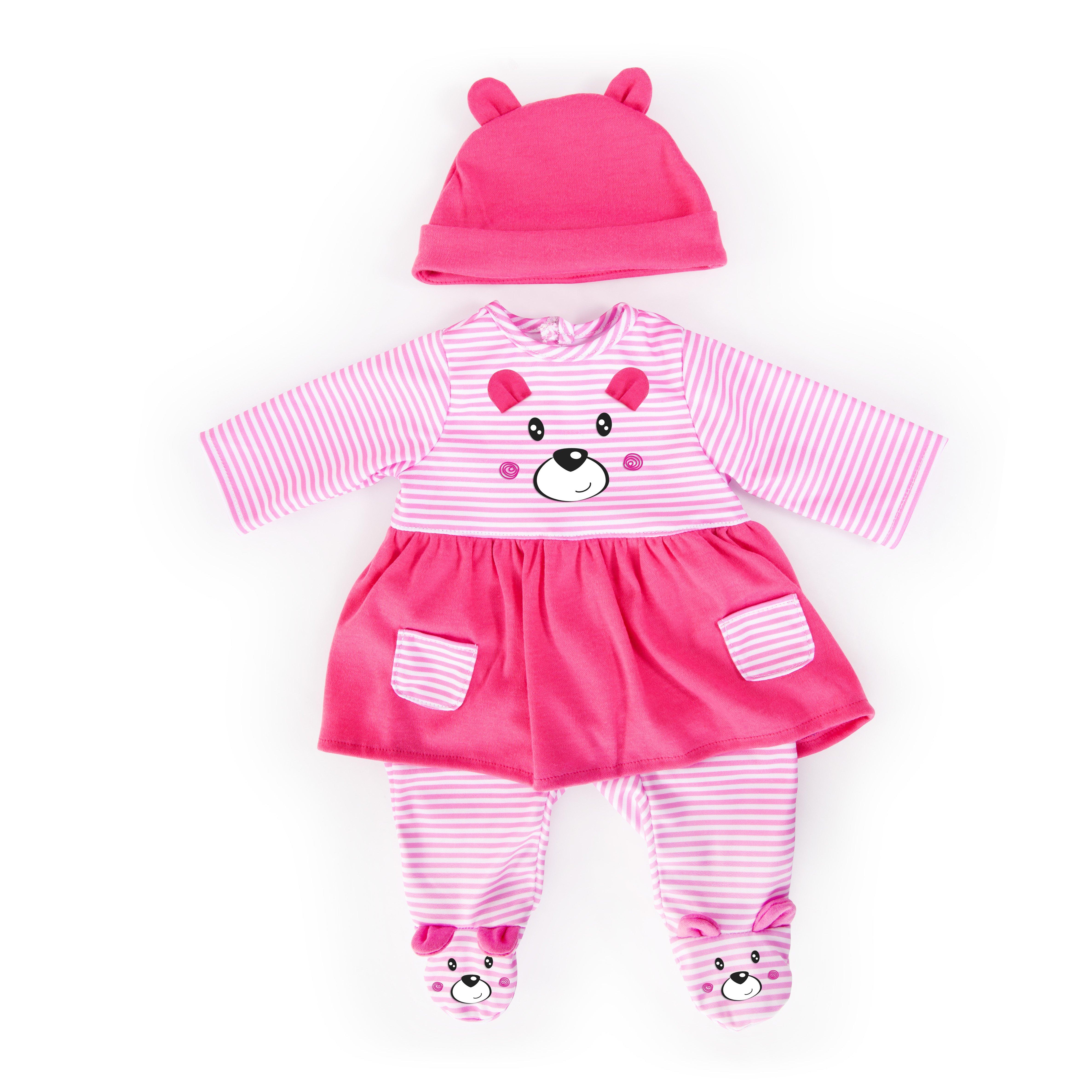Bayer - Deluxe Dolls Dress 40-46 cm (84687AA)