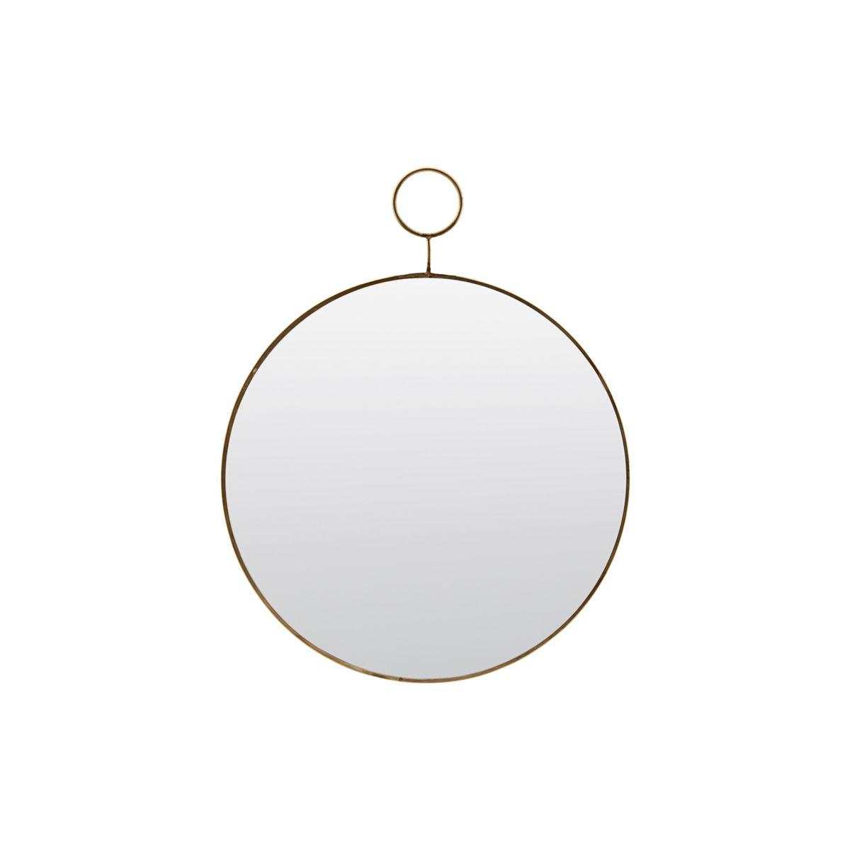 Spegel THE LOOP Ø32cm, House Doctor