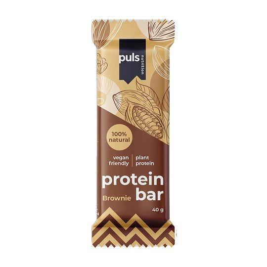 Proteiinipatukka Brownie - 22% alennus