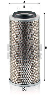 Ilmansuodatin MANN-FILTER C 17 225/3