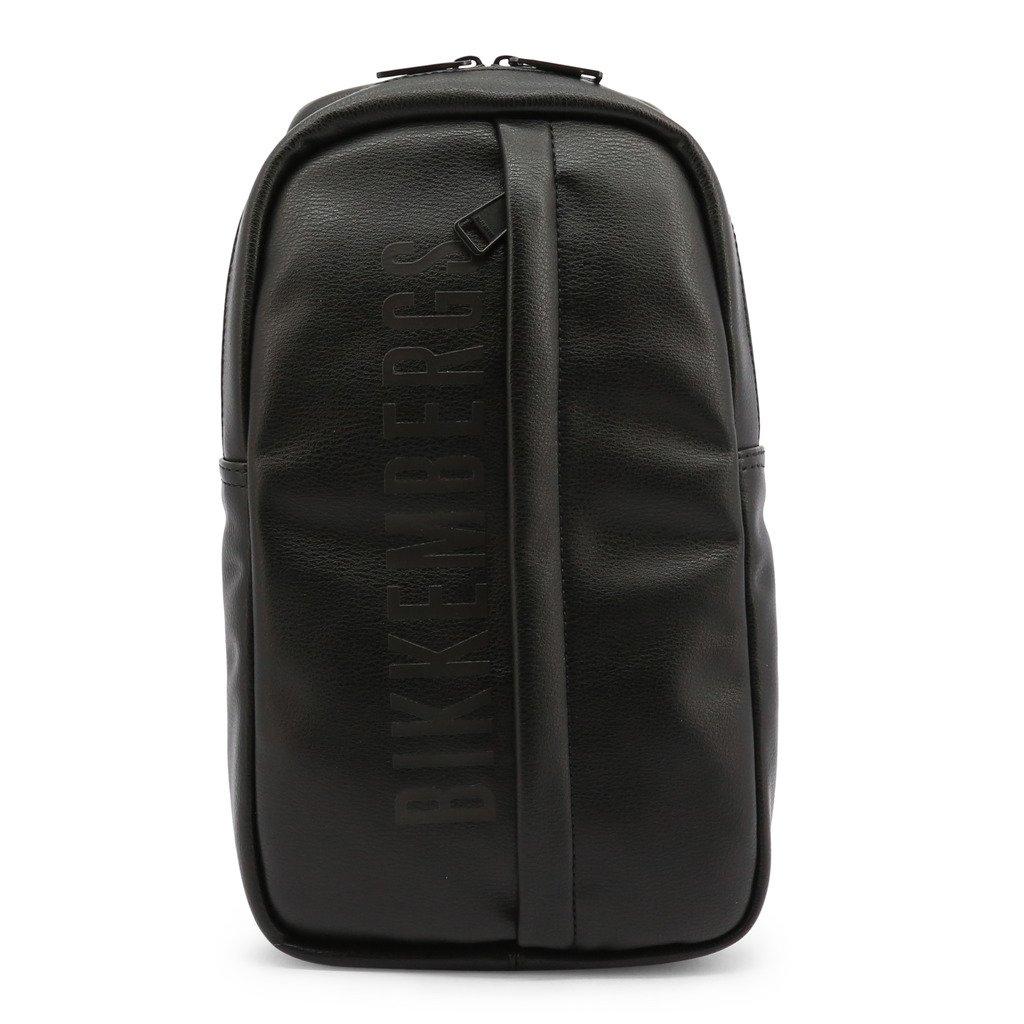 Bikkembergs Men's Crossbody Bag Various Colours E2BPME1N0032 - black NOSIZE