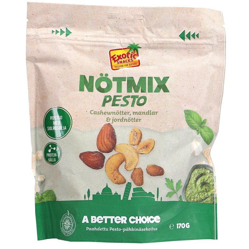 Pähkinäsekoitus Pesto - 47% alennus
