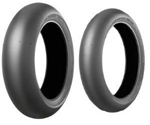 Bridgestone V02 R ( 120/600 R17 TL takapyörä, kumiseos SOFT keski, NHS )