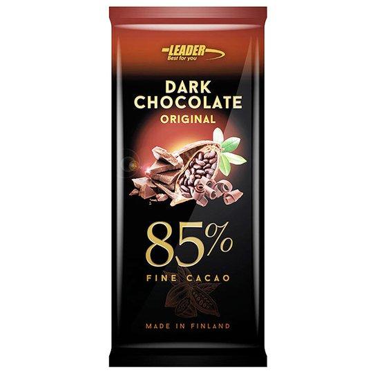 """Suklaalevy """"Dark Chocolate"""" 100 g - 50% alennus"""