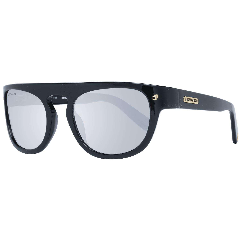 Dsquared² Unisex Sunglasses Black DQ0349 5301C