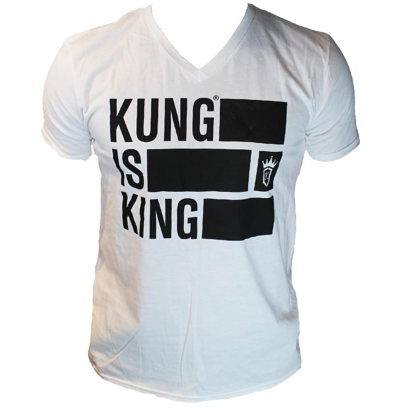 KUNG is KING T-Shirt XXL