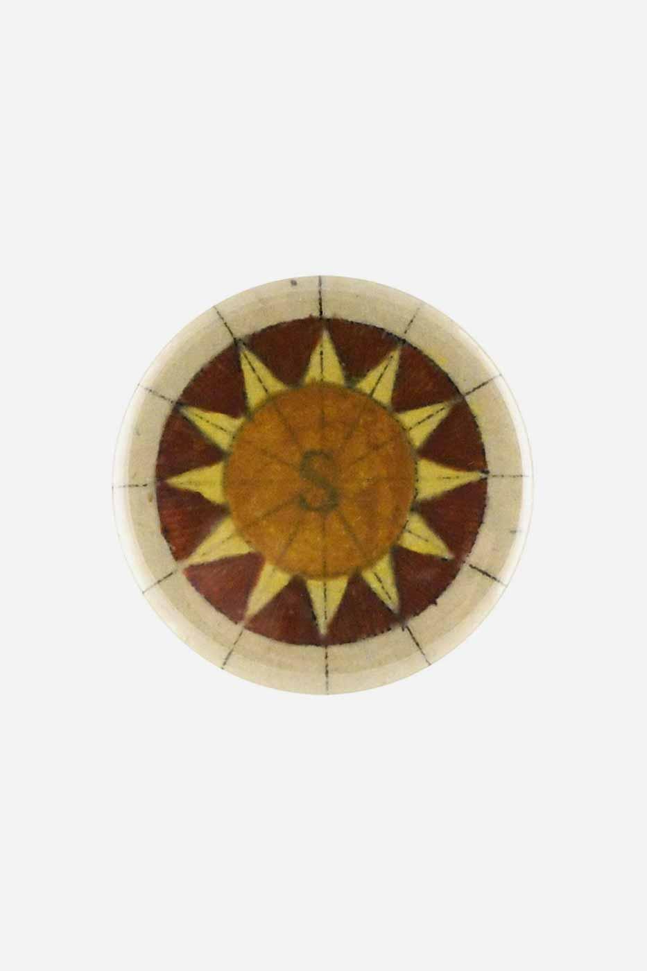 Spegel Sol 5,7 cm