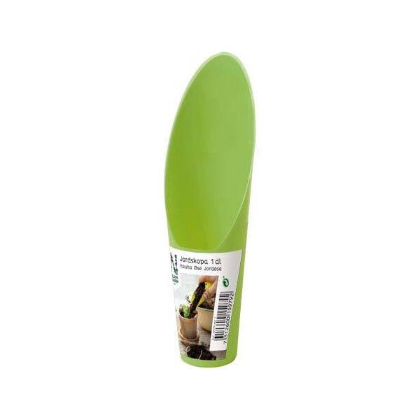 Nelson Garden 5979 Kauha vihreä, 1 dl