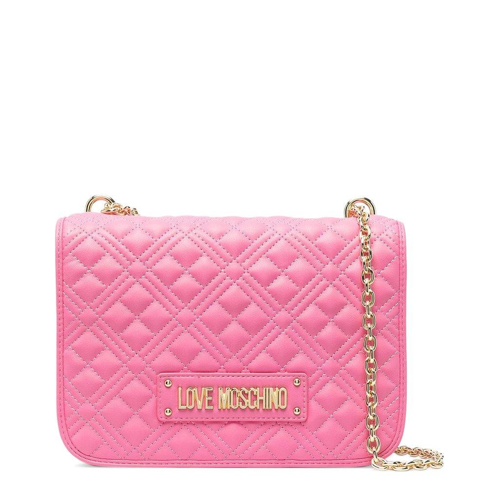 Love Moschino Women's Shoulder Bag Pink JC4200PP0CKA0 - pink NOSIZE