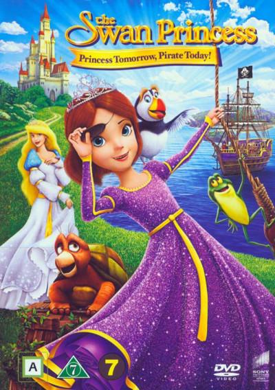 Swan Princess 6: Princess/Pir- Dvd