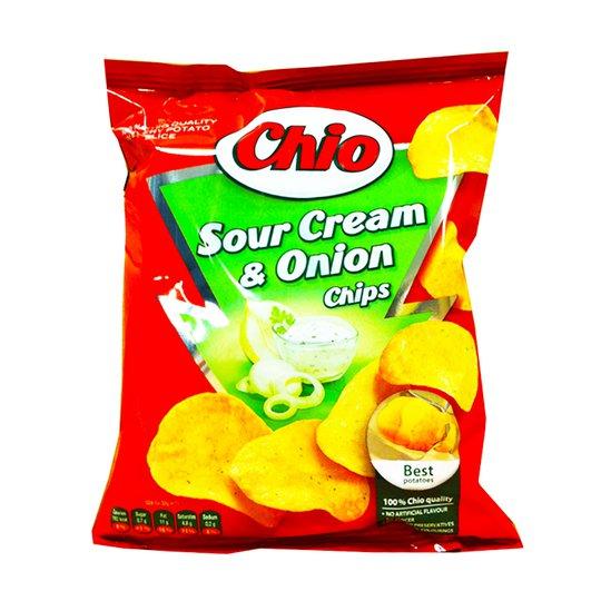 Chips Sourcream & Onion - 42% rabatt