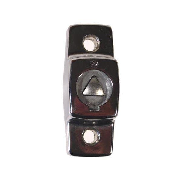 ASSA Fix 805-43 Sikkerhetsanordning pinne 43 mm, blankkrom
