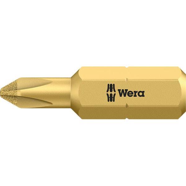 Wera 135008 Ruuvikärki PH2, kavennettu, 25 mm, timantti