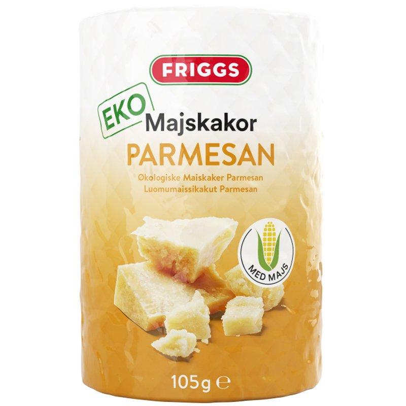 Eko Majskakor Parmesan - 67% rabatt