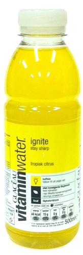 VitaminWater Ignite - 75% rabatt