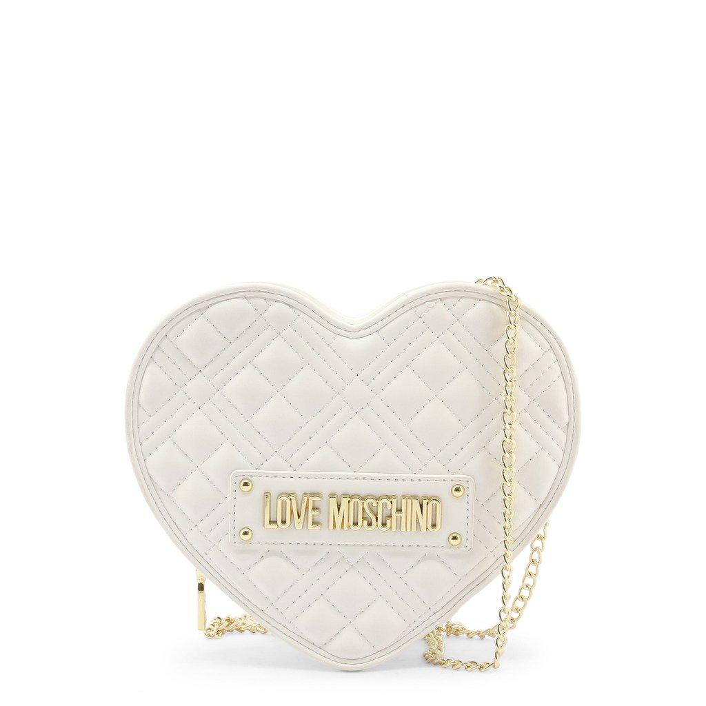Love Moschino Women's Crossbody Bag White JC4132PP1DLA0 - white NOSIZE