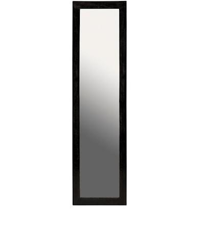 ENYA mirror rectangular black (LPS)