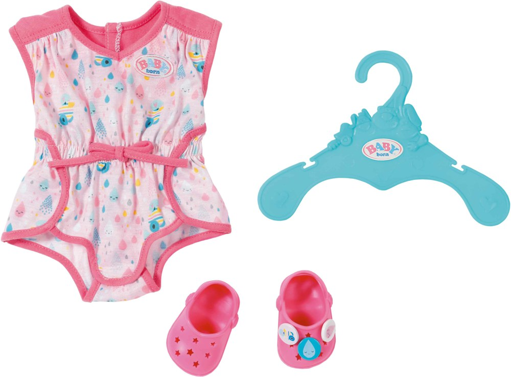 Baby Born - Pyjama with Shoes (827437)