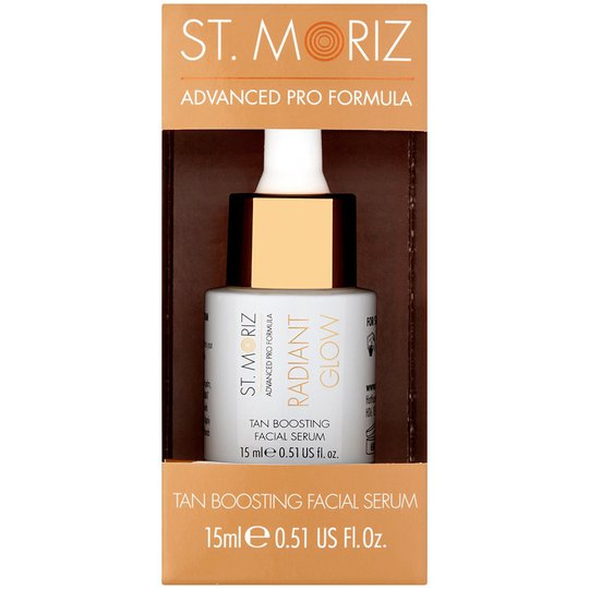 St Moriz Advanced Pro Tan Boosting Face Serum, 15 ml St Moriz Advanced Pro Itseruskettavat