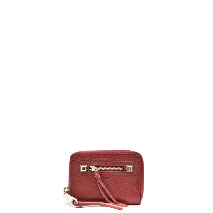 Rebecca Minkoff Women's Wallet Bordeaux 319034 - bordeaux UNICA