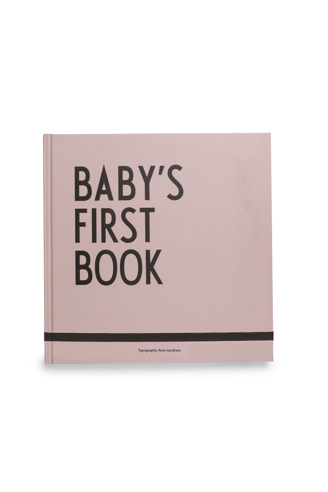 Design Letters - Baby's First Book - Pink (20202400PINK)