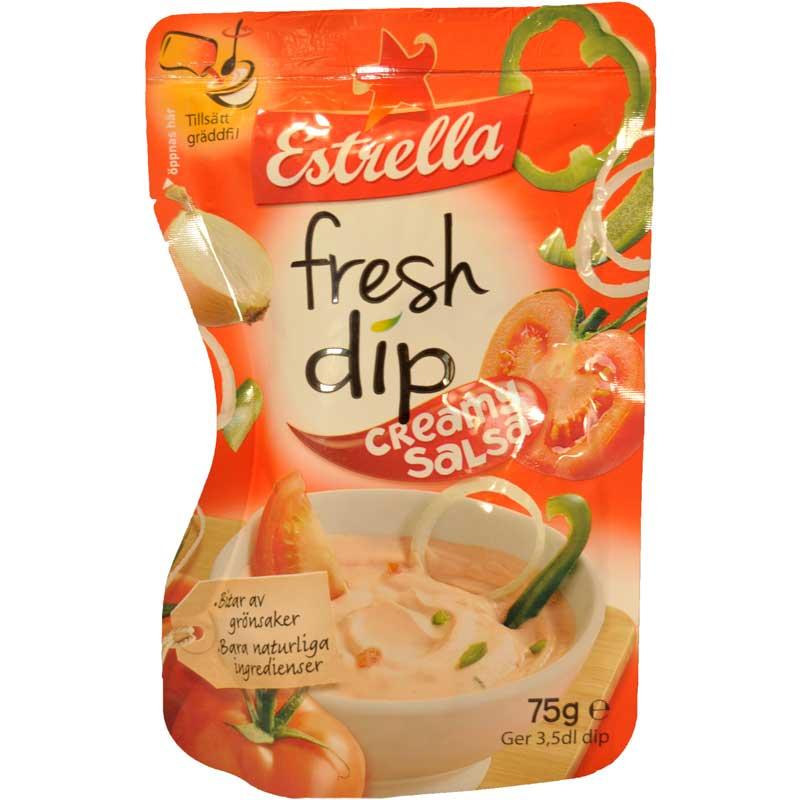 Fresh dip Creamy Salsa - 58% rabatt