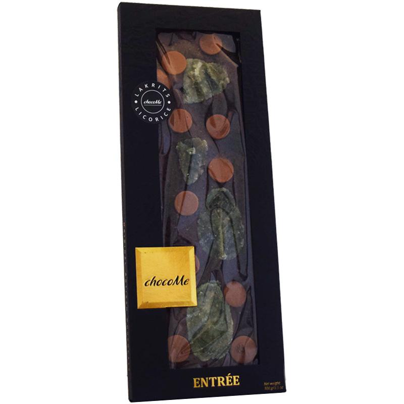 Choklad Karamell, Myntablad & Havssalt 100g - 76% rabatt