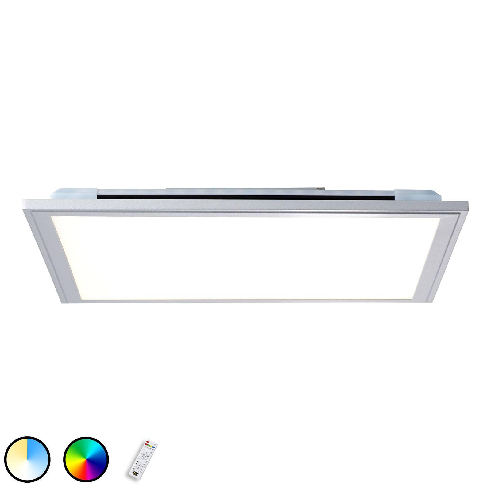 LED-kattovalaisin Alissa, 59,5x59,5 cm
