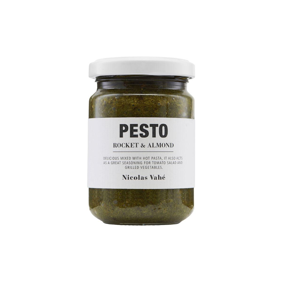 Nicolas Vahé - Pesto With Rucola & Almond 140 g (NVEP001/104620001)