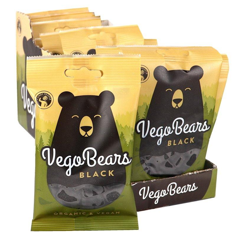 VegoBears Black 15-pack - 78% rabatt
