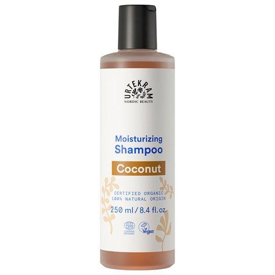 Urtekram Nordic Beauty Coconut Shampoo, 250 ml