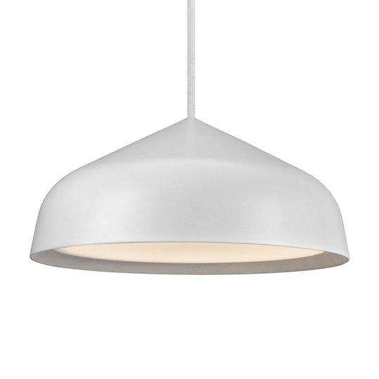 LED-riippuvalaisin Fura, 25 cm, valkoinen