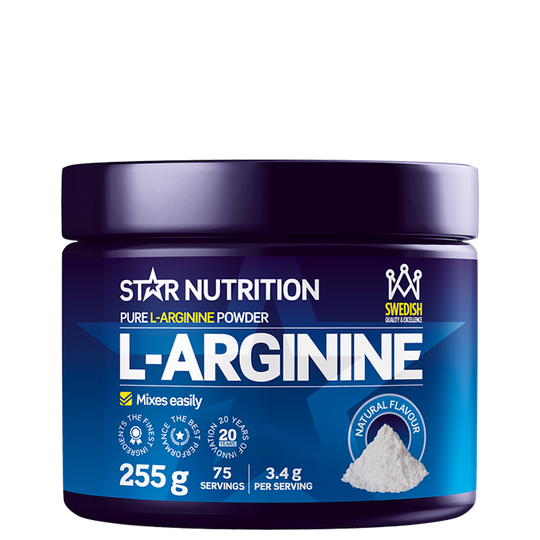 L-Arginine (powder), 255 g