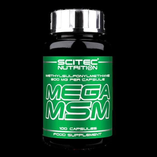 Mega MSM, 100 caps