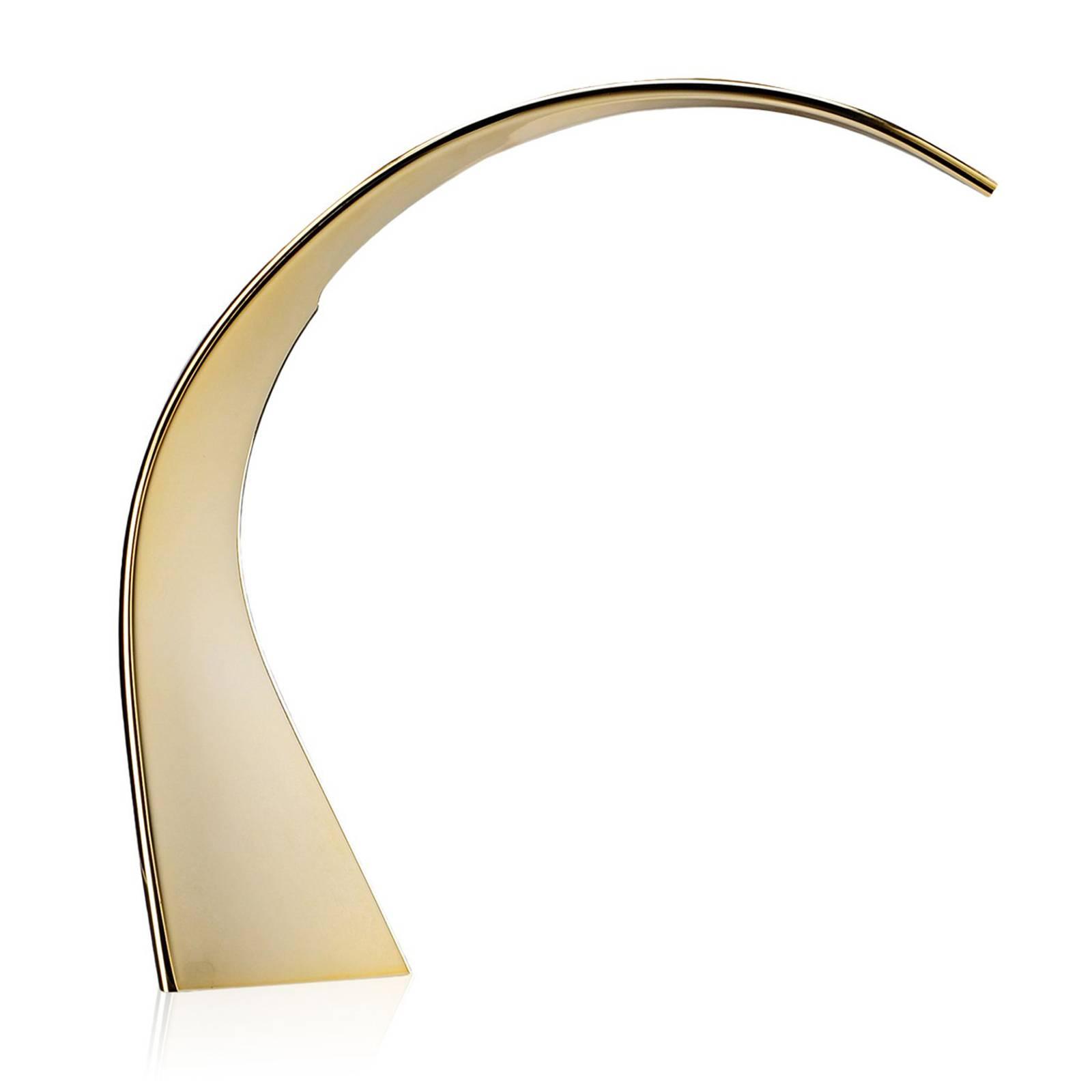 Kartell Taj Mini -LED-työpöytälamppu, kulta
