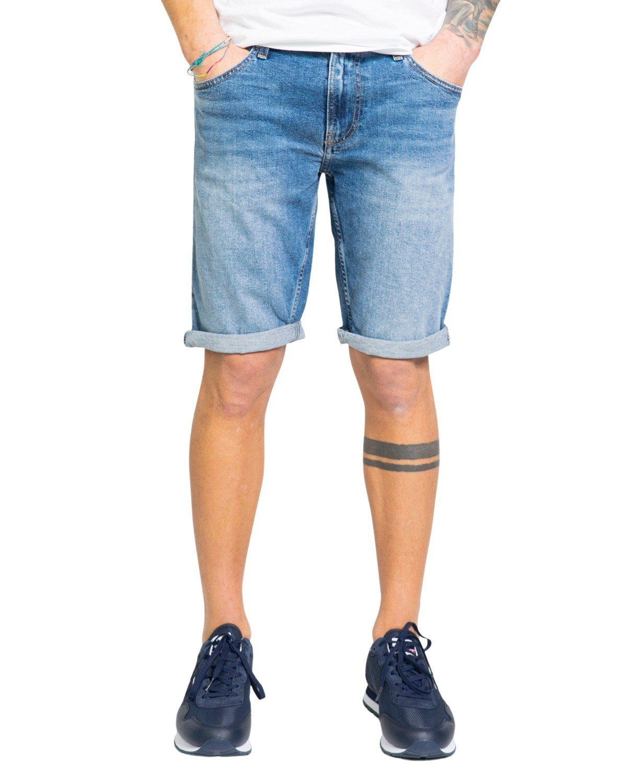 Tommy Hilfiger Jeans Men's Short Blue 230071 - blue-1 w30