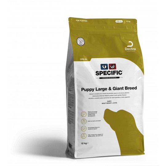 Specific™ Puppy Large & Giant Breed CPD-XL (12 kg)