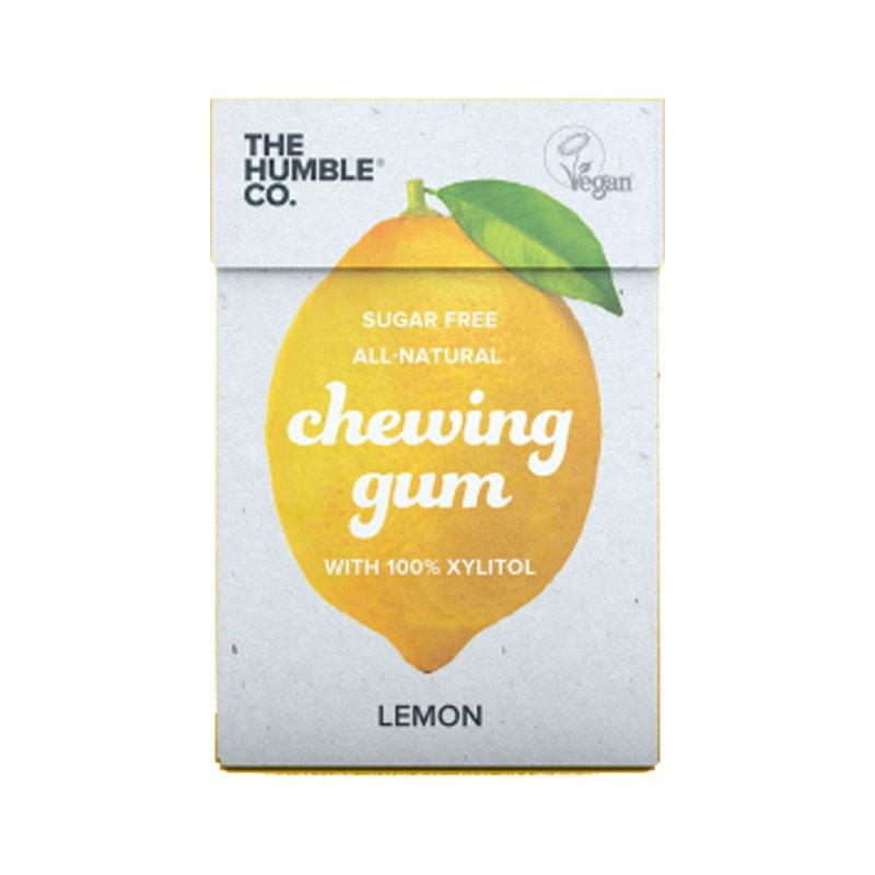 "Tuggummi ""Lemon"" 19g - 25% rabatt"