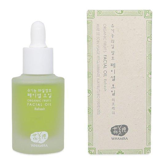 Facial Oil Refresh, 26 ml Whamisa Skincare Kasvoöljy