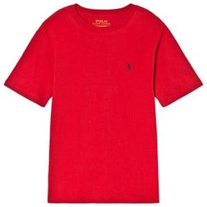 Ralph Lauren Logo T-shirt Röd 18 år