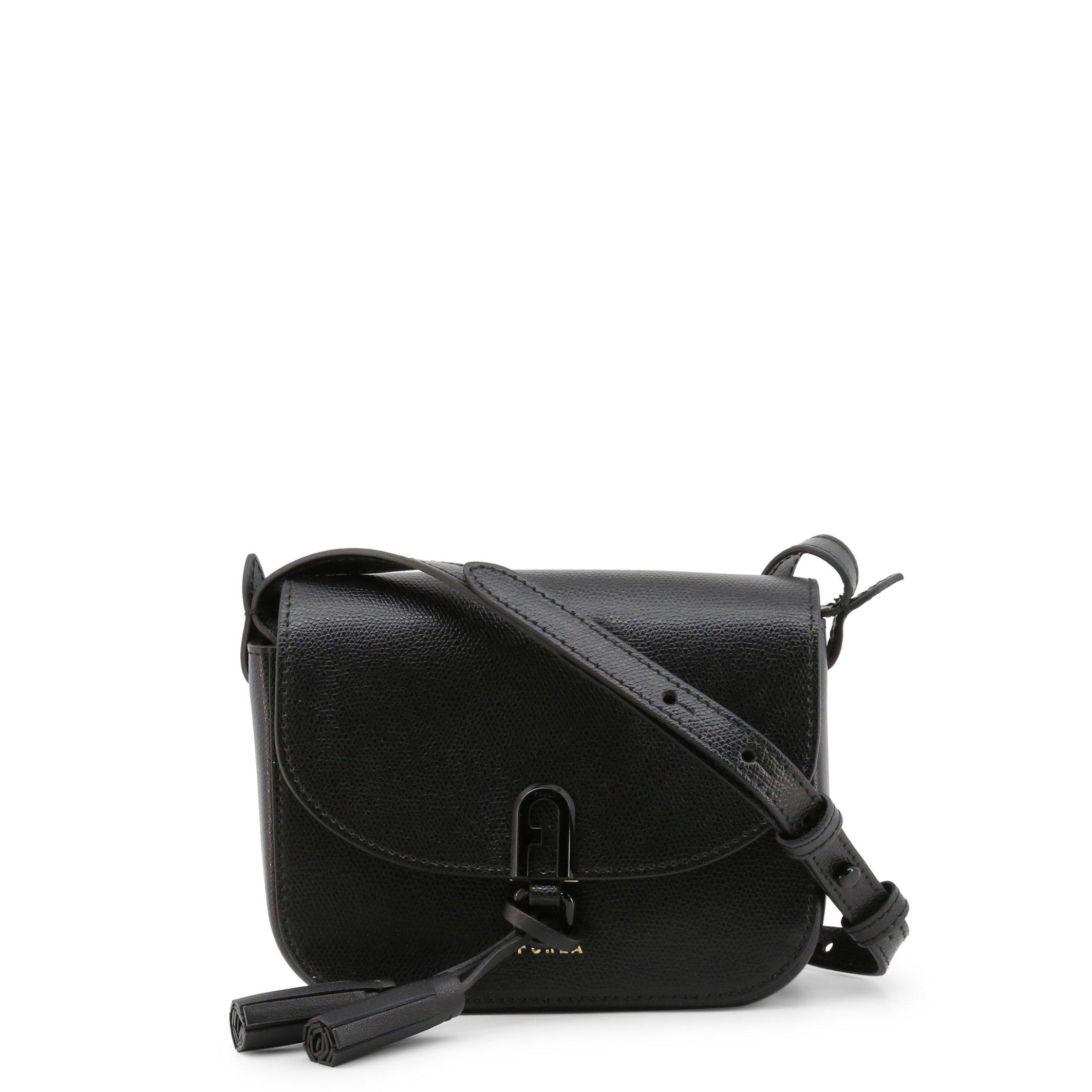 Furla Women's Crossbody Bag Various Colours FURLA-1927_FRANGIA - black NOSIZE