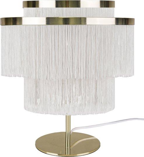 Globen Lighting Bordlampe Frans, Hvit