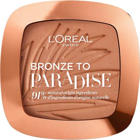 Bronze of Paradise, 9 g L'Oréal Paris Aurinkopuuteri