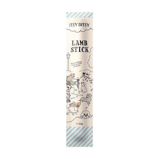 ItsyBitsy Dog Lammstick