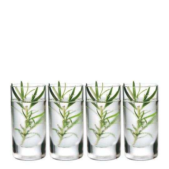 Table Top Stories - Bar Shotglas 5 cl 4-pack