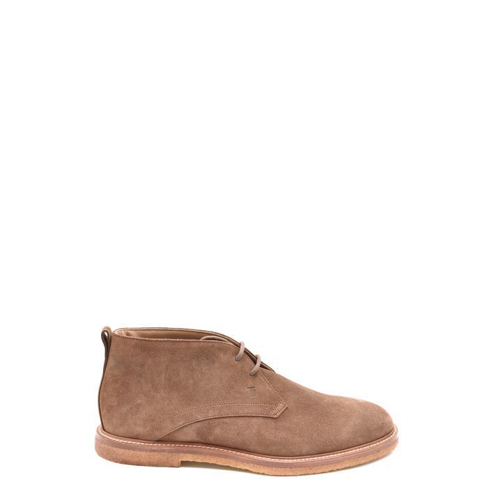 Tod`s Men's Boots Brown 264262 - brown 6.5