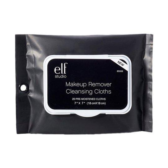 E.l.f Cosmetics Makeup Remover Cleans. Cloths, e.l.f. Meikinpoistoaine