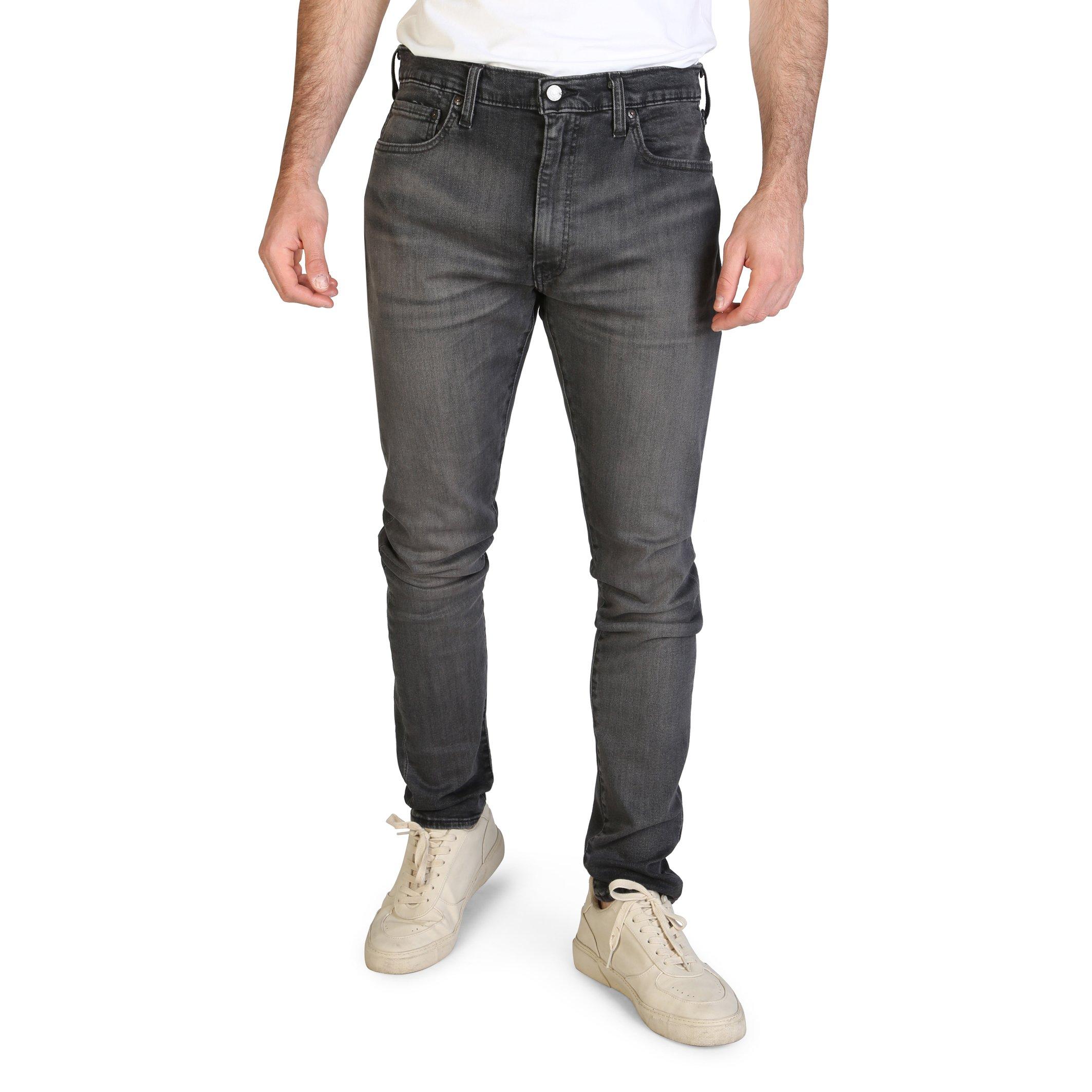 Levis Men's Jeans Blue 84558 - black 38