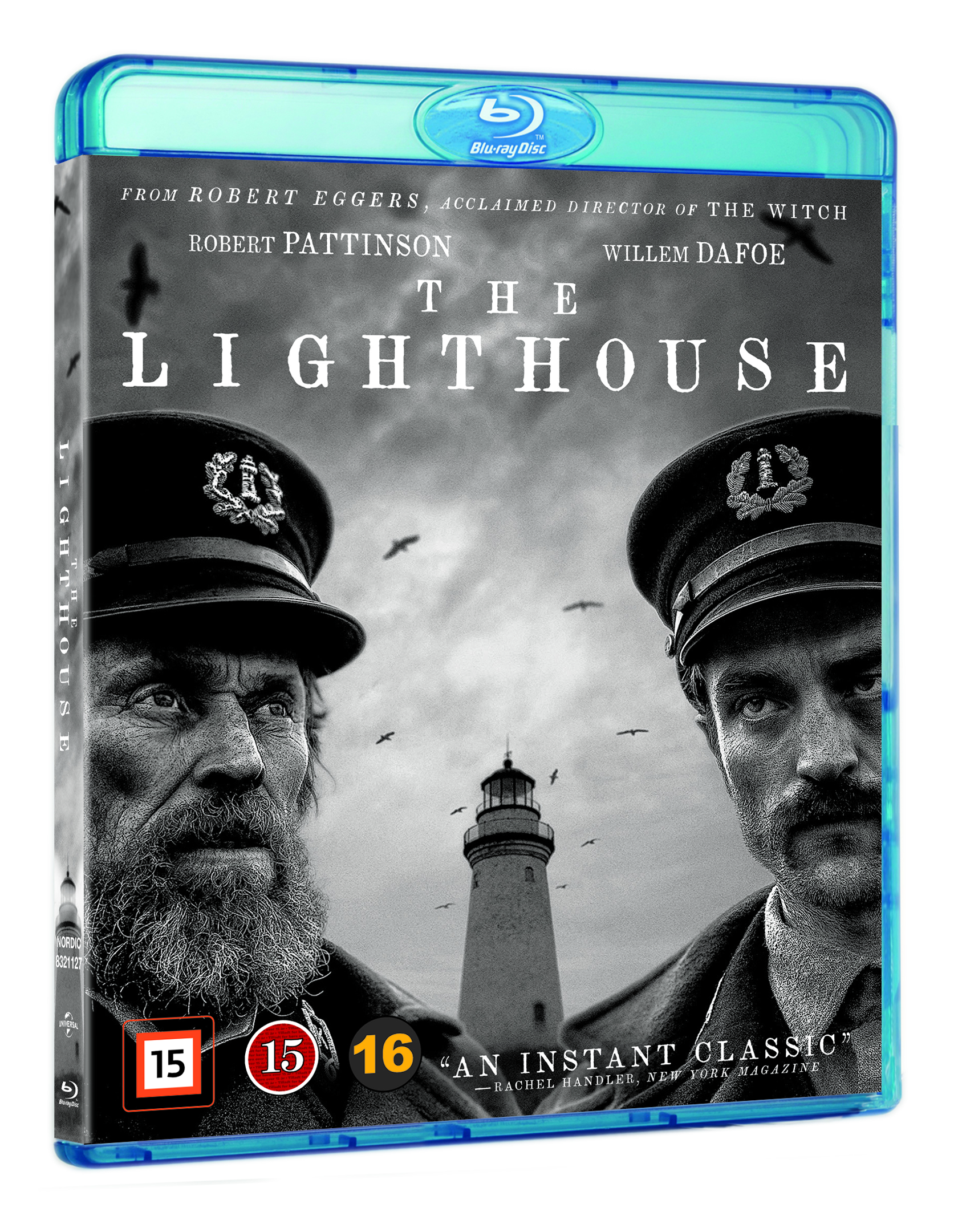 Lighthouse, The - Blu Ray